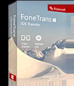 Aiseesoft FoneTrans 9.0.12 Giveaway
