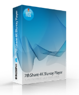 7thShare 4K Blu-ray Player 1.3.14 Giveaway