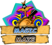 Magic Maze Giveaway