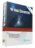 Dimo 4K Video Converter 4.6.0 Giveaway