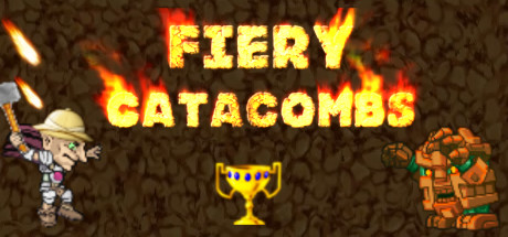 Fiery catacombs Giveaway