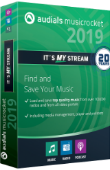 Audials Music Rocket 2019 Giveaway