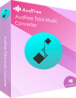 AudFree Tidal Music Converter for Windows 1.1.0 Giveaway