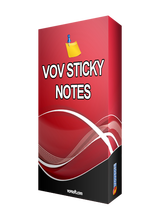 Vov Sticky Notes 5.1 Giveaway