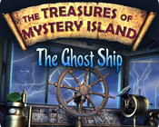 The Treasures of Mystery Island: The Ghost Ship Giveaway