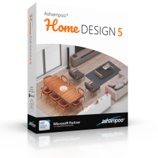Ashampoo Home Design 5 Giveaway