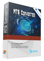 Dimo MTS Converter 4.6.1 Giveaway