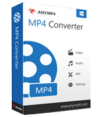 AnyMP4 MP4 Converter 7.2.26 Giveaway