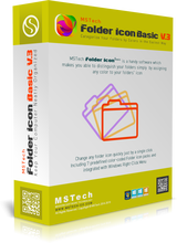 MSTech Folder Icon Basic 3.1.0.3 Giveaway