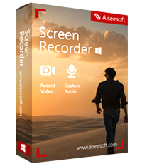 Aiseesoft Screen Recorder 2.1.60 Giveaway