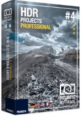 HDR projects 4 Pro (Win&Mac) Giveaway