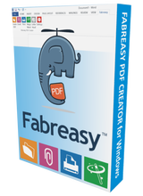 Fabreasy PDF Creator for Windows 1.9.0.6 Giveaway