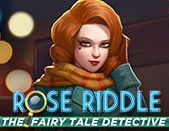 Rose Riddle: The Fairytale Detective Giveaway