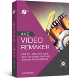 AVS Video ReMaker 6.3.2 Giveaway