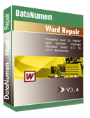 DataNumen Word Repair 3.4 Giveaway
