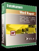 DataNumen Word Repair 3.4 Giveaway