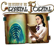 The Mystery of the Crystal Portal Giveaway