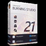Ashampoo Burning Studio 21 Giveaway