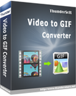 Thundersoft Video To GIF Converter 2.8.0 Giveaway