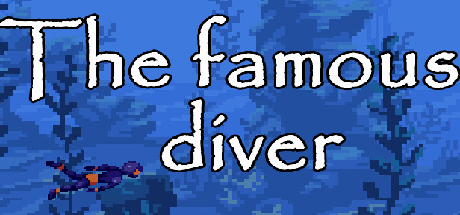 The famous diver Giveaway