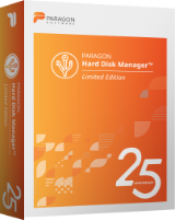 Paragon Hard Disk Manager 17.10.2 Giveaway