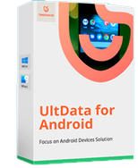 Tenorshare UltData Android Data Recovery 5.3.1 Giveaway