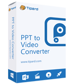 Tipard PPT to Video Converter 1.1.8 Giveaway