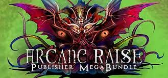 ArcaneRaise Publisher MegaBundle Giveaway