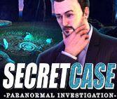 Secret Case: Paranormal Investigation Giveaway