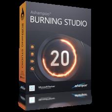 Ashampoo Burning Studio 2020 Giveaway