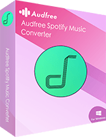AudFree Spotify Music Converter to Windows 1.5.0 Giveaway