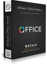 MSTech Office Home 1.0 Giveaway