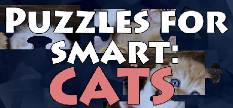 Puzzles for smart: Cats Giveaway