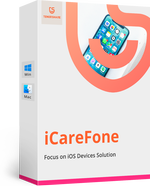 Tenorshare iCareFone 6.0.4 Giveaway