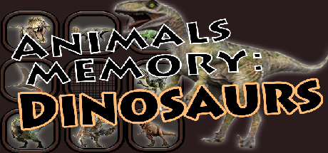 Animals Memory: Dinosaurs Giveaway