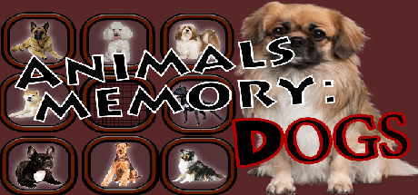 Animals Memory: Dogs Giveaway
