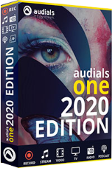 Audials One 2020 Edition Giveaway