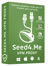 Seed4.Me VPN 2021 (Win, Mac, Android, iPhone and TV) Giveaway