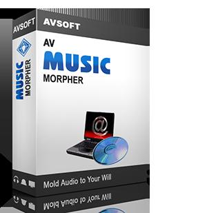 AV Music Morpher 5.0.59 Giveaway