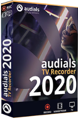 Audials TV Recorder 2020 Giveaway