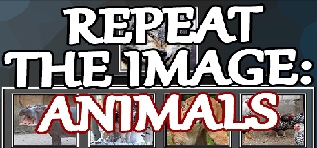 Repeat the image: Animals Giveaway