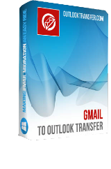 Gmail to Outlook Transfer 5.4.0.5 Giveaway