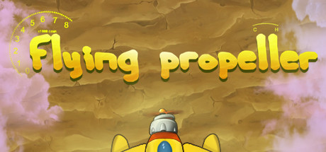Flying propeller Giveaway