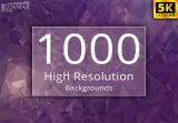 1000+ High-Resolution Backgrounds Bundle Giveaway