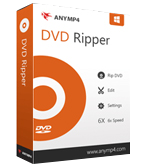 AnyMP4 DVD Ripper 8.0.16 Giveaway