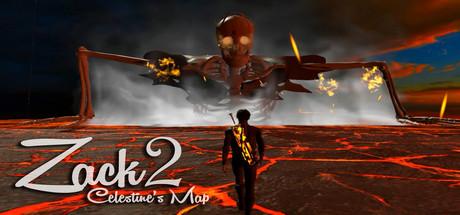 Zack 2: Celestine's Map Giveaway