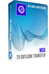 MSG to Outlook Transfer 5.4.0.7 Giveaway