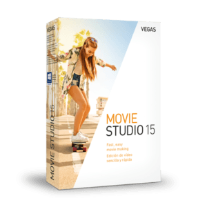 VEGAS Movie Studio 15 Giveaway
