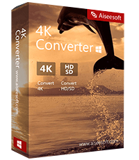 Aiseesoft 4K Converter 9.2.32 Giveaway