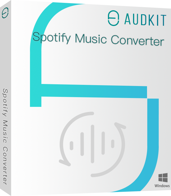 AudKit Spotify Music Converter for Windows 1.1.0 Giveaway